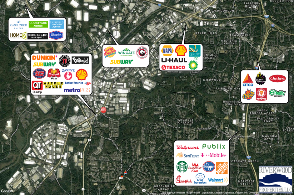 The Shoppes at Cascade » Riverwood Properties